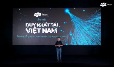 FPT Telecom ra mắt giải pháp FPT Camera SME an ninh toàn diện, đồng bộ cho doanh nghiệp với ứng dụng Cloud và AI duy nhất tại Việt Nam