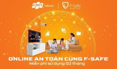 F-Safe bảo mật thông tin, quyền riêng tư người dùng Internet