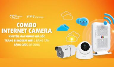 Khuyến mãi FPT Camera Tháng 11 - Camera An ninh lưu trữ Cloud